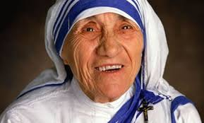 マザーテレサ?顔